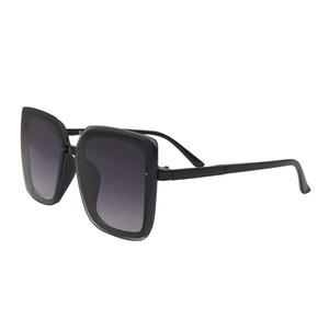 Moda óculos de sol homens occhiali da sola óculos de sol sunglasses quadrado óculos anti uv uv400 estilo retro óculos de sol gradient lente 3718