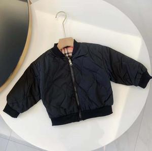 Новые младенца Мальчики куртки мальчиков пальто детей Одежда для младенцев Куртки Экипировка Девочки Мальчики Одежда Верхняя одежда Set New 2020