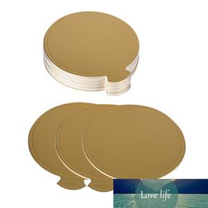 100pcs Round Cake Boards Decorative Disposab Circle Cardboard Cake Cardboard Paper Boards Baking Tools