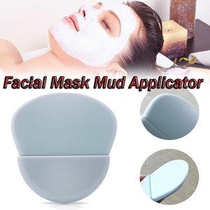 Silicone Makeup Brushes Mini Portable Face Mask Mud Applicator Makeup Cosmetic Brushes DIY Face Mask Tool Professional Skin Care