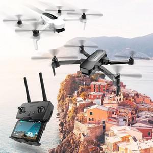 Original Hubsan H117s Zino GPS 5.8G 1km braço dobrável FPV com 4K uhd câmera 3-eixos gimbal rc rc drone quadcopter rtf alta velocidade lj200908