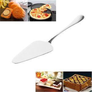 Торт Пицца нож из нержавеющей стали кофе ложки для выпечки пищевые инструменты или мороженое сервера западных фруктовых вилков разделитель Turner 500 шт. T1i3510