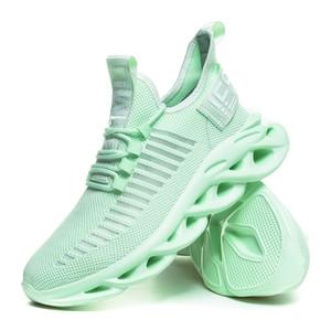 Casual Sneakers Mulheres 2020 Homens Flats Plus Size Shoes Luz Moda Casual 46 Cesta Preta Sapatos Respirável Caminhada Sneakers Lover KSDES