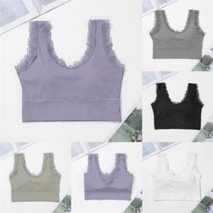 FZKV4 Sexy Mesh Beautiful Back Simple Uniform Lady Couture Yoga Sports Vest Thread Vest Hollow Dames Formation professionnelle en cours d'exécution