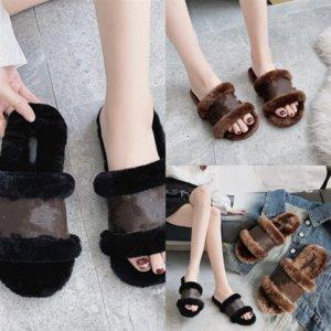 4LA6J Desiner Kadın Sandalet Terlik Yüksek Kaliteleri Nakış Sandal Terlik Çizgili Flip Düz Çiçek Terlik Brocade Tasarımcı Plaj
