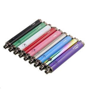 Vision Spinner II tensione variabile della batteria 3.3V-4.8V eGo Twist Batteria Vision Spinner 2 1600mAh per eGo Atomizer