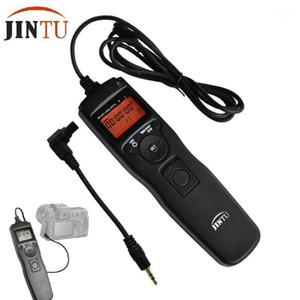 Jintu Selfie Time Shutter Release Release Пульт дистанционного управления для EOS 1DS 1D 5D 5DII 5D III 6D 7D 7DII 5DIV 6DII 40D 50D Camera1