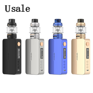 Vaporesso GEN X Kit With 8ml NRG-S Tank 220W Ecig Mod Innovative PULSE Mode SMART TC Mode Vape Device 100% Original