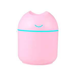 Air Humidifiers USB Ultrasonic Mini Scented Aroma Essential Oil Diffuser Creative Home Office Humidifier Desktop Portable Humidifier AHE3049