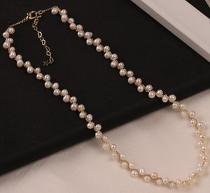 high quality natural pearl lady's necklace bracelet up-market 15.9bb
