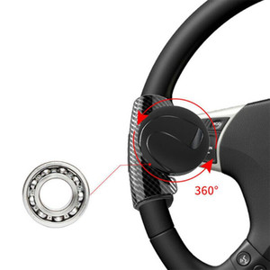 Practical Safe Steering Wheel Knob Ball Aid Auto Styling Handle Control Spinner Rubber Pad
