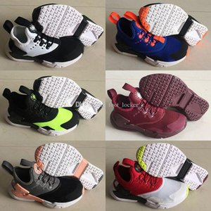 Huarache Ultra Running Shoes kids sport White Children Huaraches huraches Designer Hurache Casual trainers Running Sneakers 28-35