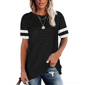NARw 20190502 T-shirt New Loose Flash Star Letter Printed A