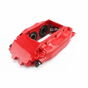 Lightweight Aluminum modified red F50 Four-piston brake calipers for  Kia   lJC2#