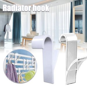 Hanger for Heated Towel Radiator Rail Bath Hook Holder Clothes Hanger Scarf DIN889