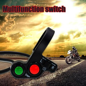 Motorcycle electric bicycle switch motorcycle electric bicycle horn flashing switch