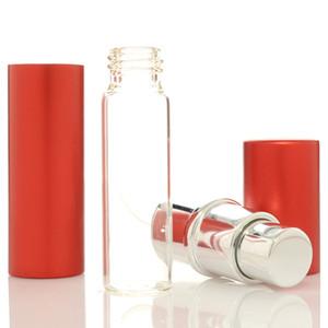 bottiglia di profumo profumo 6ML sub-imbottigliamento cosmetico portatile idratante bicchiere spruzzo bottiglia vuota spruzzo piccola bottiglia campione in elettrochimica