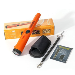 Fábrica Vendiendo directamente el detector de metales de metal de puntero de naranja.