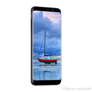 Goophone 20ul 6.5inch MTK6580 رباعية النواة 1 جيجابايت رام 8 جيجابايت روم ملء الشاشة الهاتف المحمول عرض 5G LTE Android7.0 الهاتف المحمول