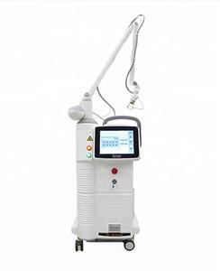 2020 الأحدث CO2 كسور آلة الليزر للالمهبل ظهتي صبغات الوجه إزالة رفع الجمال معدات CO2 كسور الليزر