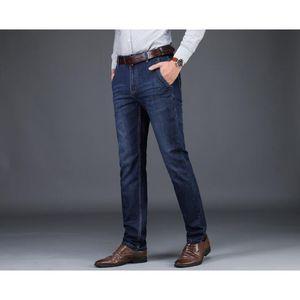 2019 nuovi uomini di modo maschile casual stretch slim jeans pantaloni classici pantaloni denim maschio shierxi