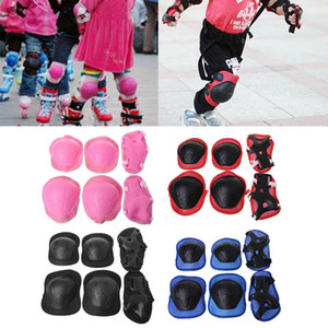 OOTDTY Kids Knee Pads Cycling Skating Protection Elbow Guard Scooter Children Protector Knee Pads