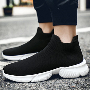 New Arrival Men Women Running Shoes High Quality White Black Fashion mens womens trainers sports sneakers size 38-45