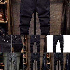OCX New black Bomber jeans mens High Quality Mens Denim Ripped Jeans Skinny Shorts Motocycle Biker Clothes Man Fashion bodycon denim Pants