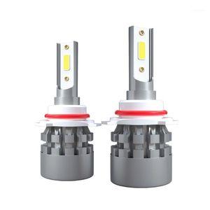 2pcs 6000K H4 LED H7 H11 4 H1 3 9005 9006 Auto Car Headlight Bulbs 40W 6000LM Car Styling Led Automotivo1