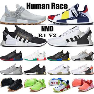 adidas nmd r1 v2 boost Ucuz NMD Mens Koşu ayakkabı OG Mastermind Japonya Üçlü Siyah Beyaz Zebra Zeytin Camo Erkek Kadın Eğitmen Primeknit Spor Sneakers