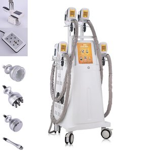 Professional Cavitation Lipolaser Rf Cryotherapy Ultrashape Slimming Equipment 6 IN 1 Fat Freezing Cryolipolysis Machine For Sale