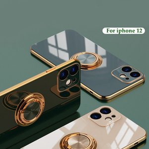 Hard Phone case for iphone 12 pro max phone case iphone 11 case Straight side glass case-Free DHL