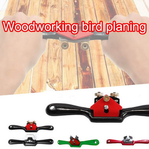 1Pcs 9in 10in Adjustable Plane Spokeshave Woodworking Hand Planer Trimming Tools Wood Hand Chisel Tool With Screw
