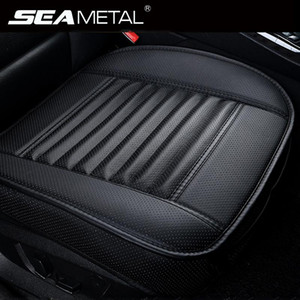 Pelle Car Seat Covers Protector Universal Car cuscinature Vetture interni coprisedile Four Seasons sedia Mat Accessori