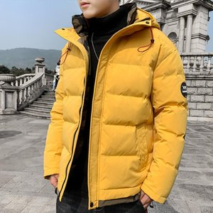 HCXY brand new 2020 fashion mens winter jacket thicken hooded coats male casual Windbreaker jackets and coats for men