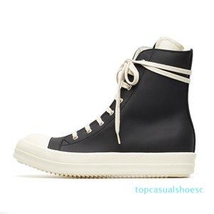 9Size 35-46 Hip Hop Mens Sneakers alte Scarpe casual amanti piattaforma retrò Tenis Sapato Masculino Sneakers carrello cerniera superiore