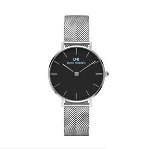 Moda de lujo Mujeres Watch 32mm Acero inoxidable de lujo Dama de lujo Diseñador Simple Wristwatch Famosa de alta calidad Vestir de moda Hora