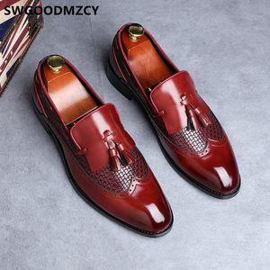 Oxford Shoes For Men Business Shoes Formal Men Italian Chaussure Classique Homme Sapato Social Masculino Heren Schoenen