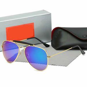 mjdxns Luxury UTFJFJD Sunglasses For Men Popular Oval Frame design UV Protection Lens Coating Mirror Lens Color Plated Frame Top reagreg