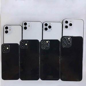 آيفون 12 برو ماكس 12mini 5.4 6.1 6.7 العفن وهمية وهمية ل iPhone 12 دمية نموذج الهاتف المحمول فقط لعرض عدم العمل