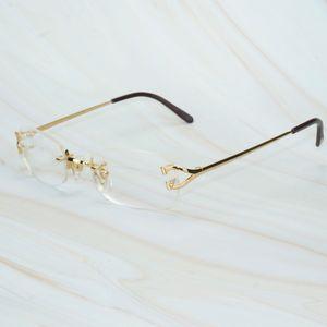 2020 خمر النظارات الإطار للرجال النساء مصمم الفاخرة كارتر نظارات واضحة للكمبيوتر مكتب الديكور النظارات لحضور حفل زفاف
