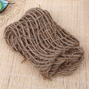 Nombre-Nulo Null Photography Pop Chunky Burlap Layer Net Hessian Jute Fondo Manta Y201001