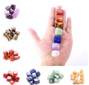 Natural Crystal Chakra Stone 7pcs Set Natural Stones Palm Reiki Healing Crystals Gemstones Home Decoration A wmtPOe dayupshop