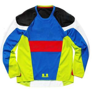 Summer Racing Motorcycle Pull Sweatshirt, montagna Bike in discesa Auto, Poliestere Asciugatura rapida Può essere personalizzata