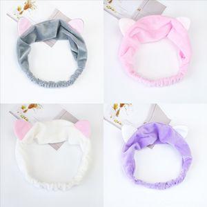XL0 Hot sale vintageHeadband Fashion headband Head Girl printing PU light Hair bands For Women hoop Retro Turban