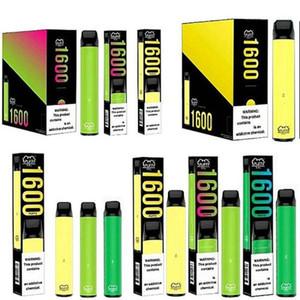 puff xxl Disposable Vape device 1600 puff bar Disposable Pre-Filled 4ml Vape pen Puff Glow Bidi stick e Cigarettes Disposable vs ezzy super
