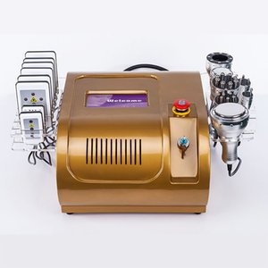 hot sale good quality 8 in 1 Portable body shaper slimming cavitation RF cool Tech Fat Freezing Machine