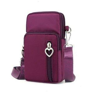 Venda quente novo 2021 Mini Cross-corpo de telefone celular Caixa Shoulder Strap Bag Bolsa Bolsa Hot Coin Bolsas Design Dólar de Magro Carteira