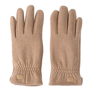 Mens Winter Thermal Gloves Touch Screen Gloves Windproof Warm for Driving Cycling Running