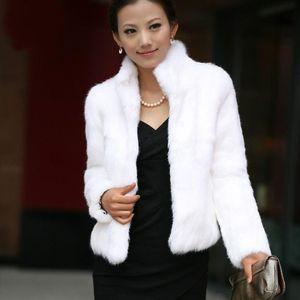 High quality Faux fur coat Womens Warm Outerwear Autumn Winter Short Imitation fur coat Jacket Plus Size 3XL Overcoat Clearance